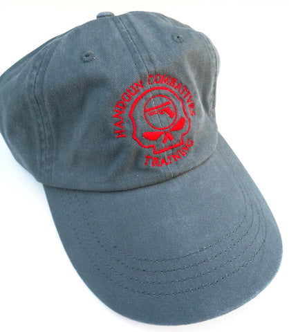 Handgun Combatives Charcoal Embroidered Hat