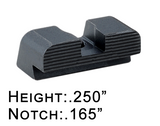 CAP Sights for SIG P320
