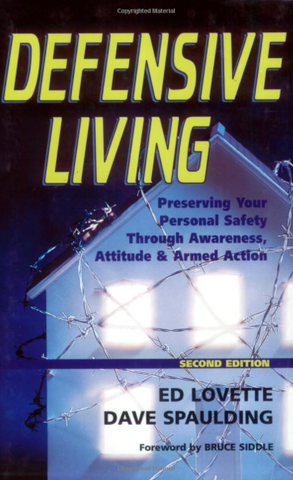 Defensive Living (Book) - 2nd Edition