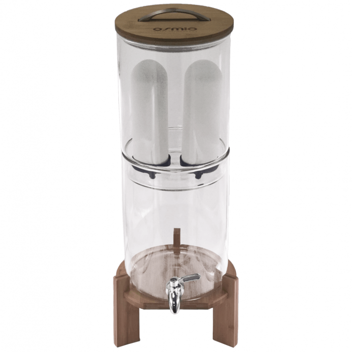 Osmio Clarity Gravity Water Filter System