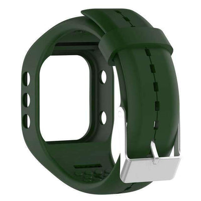 Ahmed Army Green / M NI5L High Quality Smartwatch Straps Soft Silicone