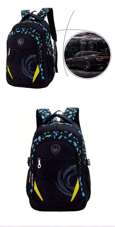 Ahmed bag School Bags ForBoys Ch