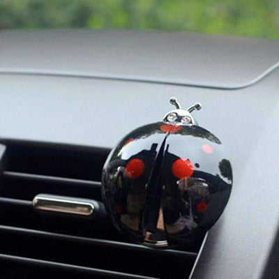 Ahmed black new arrival!! Car Air Conditioning Outlet Perfume > Ladybug Styling