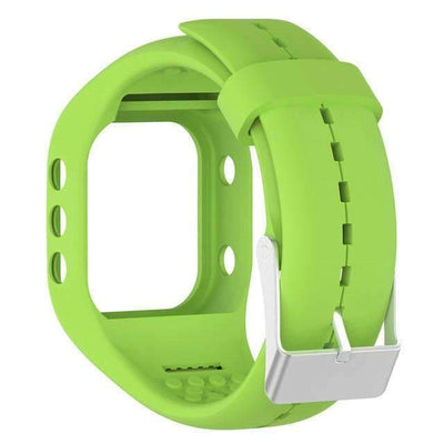 Ahmed Lime / M NI5L High Quality Smartwatch Straps Soft Silicone