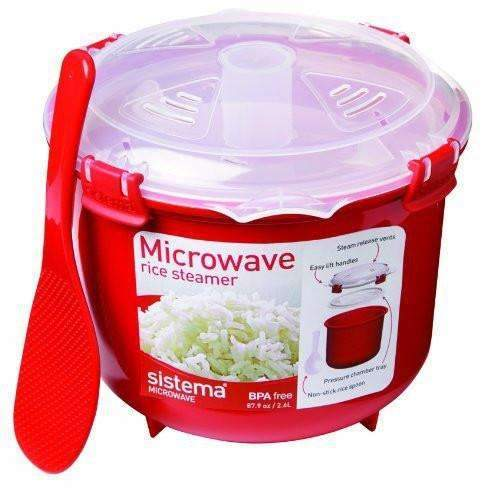 Ahmed Microwave Rice Cooker
