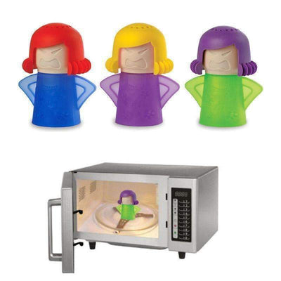Ahmed Microwave Toy Cleaner