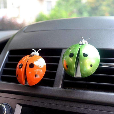 Ahmed new arrival!! Car Air Conditioning Outlet Perfume > Ladybug Styling