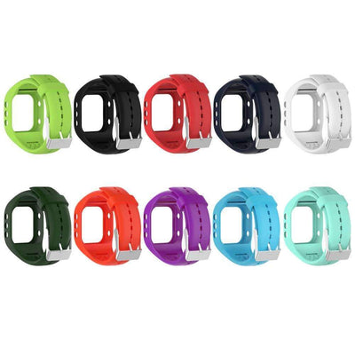 Ahmed NI5L High Quality Smartwatch Straps Soft Silicone