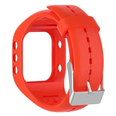 Ahmed Orange / M NI5L High Quality Smartwatch Straps Soft Silicone