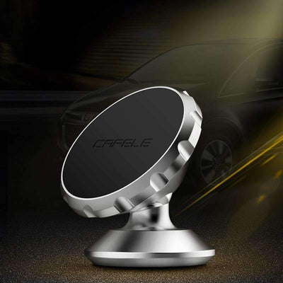 Ahmed Original Universal Magnetic Car Phone Holder 360 Degree Rotation