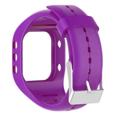 Ahmed Purple / M NI5L High Quality Smartwatch Straps Soft Silicone