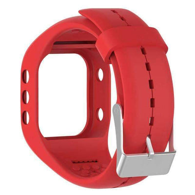 Ahmed Red / M NI5L High Quality Smartwatch Straps Soft Silicone