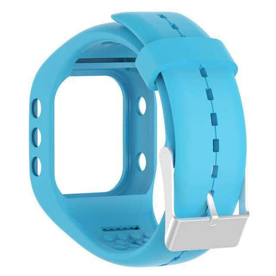 Ahmed Sky Blue / M NI5L High Quality Smartwatch Straps Soft Silicone
