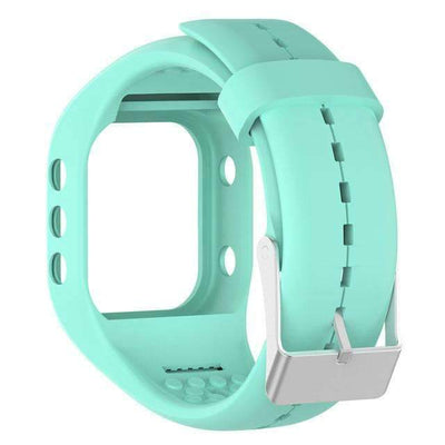 Ahmed Teal / M NI5L High Quality Smartwatch Straps Soft Silicone