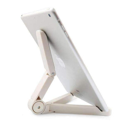 Ahmed White Tablets Phone Stand Case for iPad 2 3 4