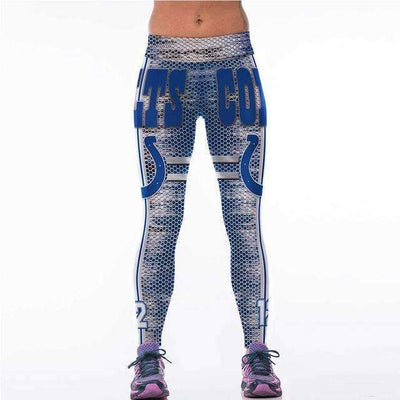 Ahmed YDC137 / One Size Women Sporting Leggings 3D Printed American Apparel Fitness Legging Leggins Female Bodybuilding Workout Pants Drop Shipping