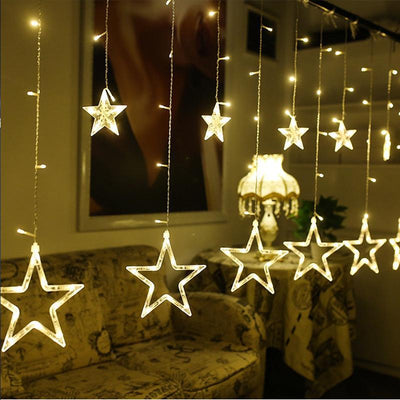My Envy Shop 110/220V EU/US Led Christmas Star  Decoration
