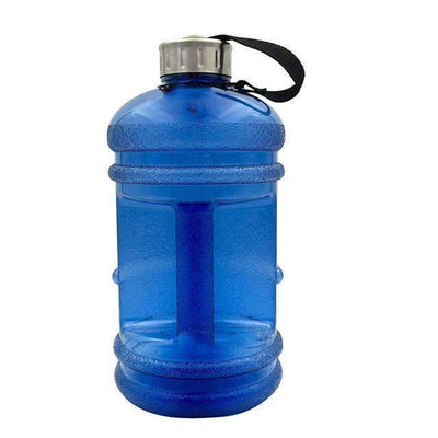My Envy Shop 2.2l / Blue 2.2L Large Capacity Outdoor Sports Gym Water Bottles Half Gallon Fitness Training Camping Running Workout Water Bottle