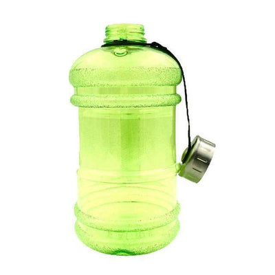 My Envy Shop 2.2l / Green 2.2L Large Capacity Outdoor Sports Gym Water Bottles Half Gallon Fitness Training Camping Running Workout Water Bottle