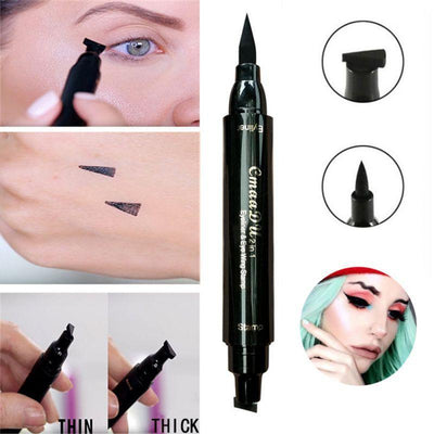 My Envy Shop 2-In-1 Wing Eyeliner Pen