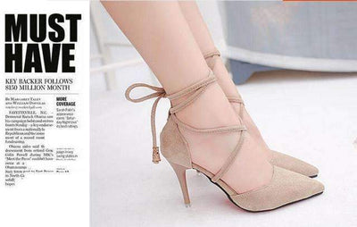 My Envy Shop 3 / 4.5 SIKETU Free shipping Spring and autumn high heels