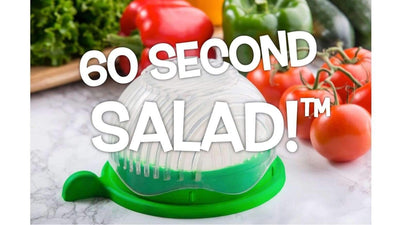 My Envy Shop 60 Second Salad Maker