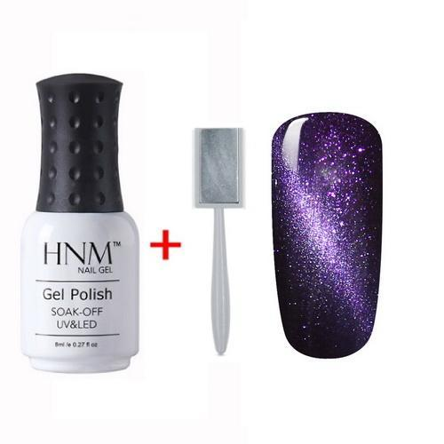 Hnm Super Magnetic Nail Polish Uv Nail Art Find The Best Deals And