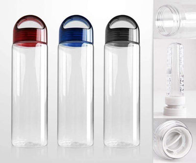 My Envy Shop 700ML Plastic FruitWater Bottle With Filter