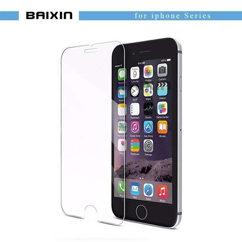9H tempered glass For iphone 4s 5 5s 5c SE 6 6s plus 7 plus screen protector protective