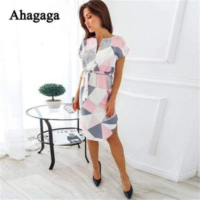 My Envy Shop as picture 1 / S Ahagaga 2018 Summer Dress Women