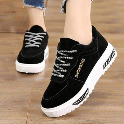 My Envy Shop Black 1 / 4.5 Sneakers for girls size 35-40