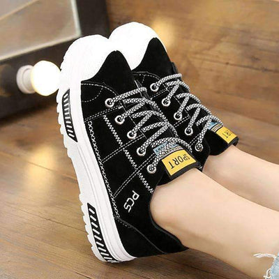 My Envy Shop Black 2 / 4.5 Sneakers for girls size 35-40