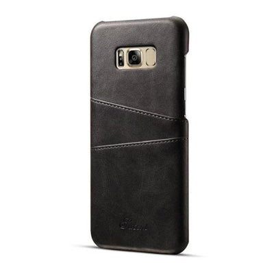 My Envy Shop Black / For Note 8 case Luxury Leather Wallet Case For Samsung