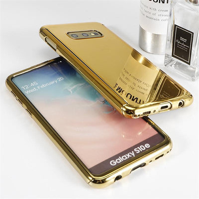 My Envy Shop Black / For Samsung S7 Luxury Mirror 360° Ultra Thin Full Protection Case For Samsung