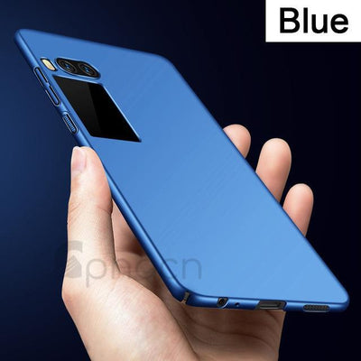 My Envy Shop Blue / Meizu Pro 7 Luxury Full Protective Case For Meizu Pro 7 Slim