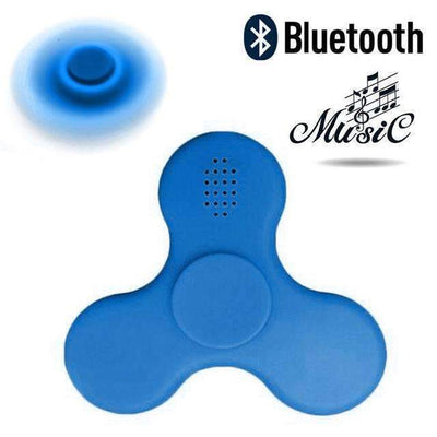My Envy Shop Blue The World's 1st Wireless Bluetooth LED Fidget Spinner