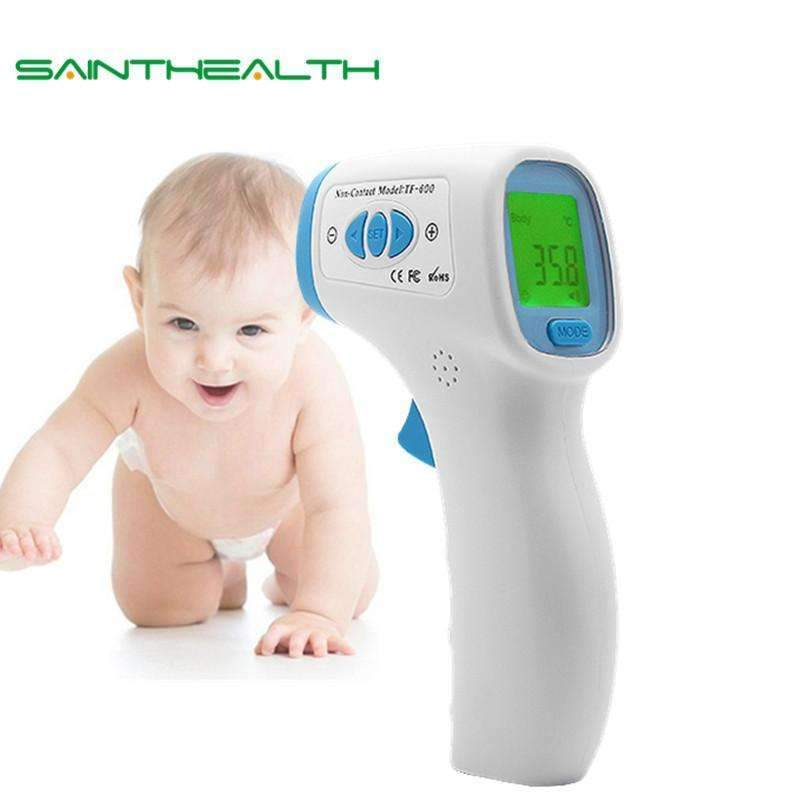 My Envy Shop Brand auto forehead lcd non contact body water electronic baby infrared digital thermometer fever Adult digital non-contact care