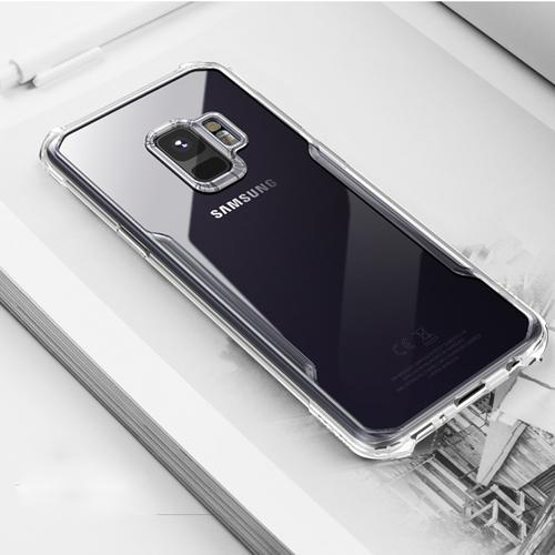 new concept 343bb 77529 Anti-knock Case For Samsung Galaxy S9 S9 Plus Clear Drop Proof Back Case