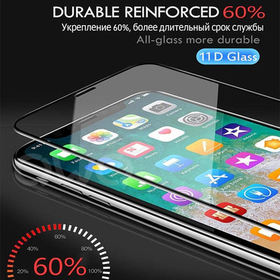 My Envy Shop For A7 2018  5D / Black  Glass 10D Curved Tempered Glass For Samsung Galaxy  S10