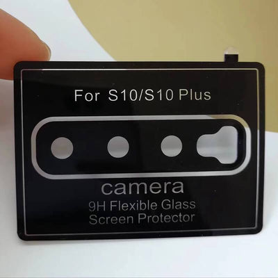 My Envy Shop For M10 M20 / 1pcs 2PS Camera Lens Protector Glass For Samsung Galaxy S10 plus