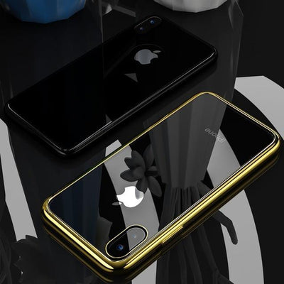 My Envy Shop Gold / For iPhone 6 6s Luxury Soft 360 Degree Full Protection Case For iPhone