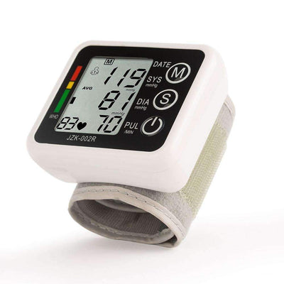 My Envy Shop Health Care Automatic Digital Wrist Blood Pressure Monitor