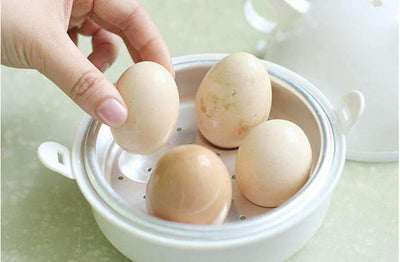 My Envy Shop High Quality Chicken Shaped Microwave Eggs Boiler Cooker