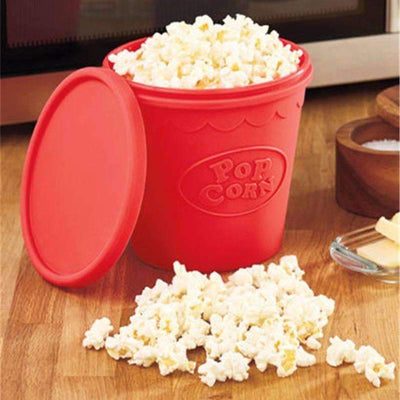 My Envy Shop High Quality DIY Silicone Microwave Popcorn Maker