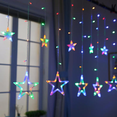 My Envy Shop Holiday Lighting LED Fairy Star Decoration