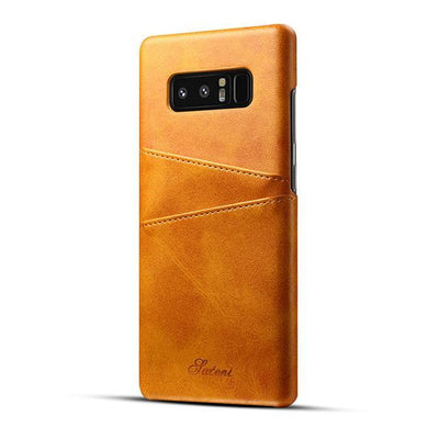 My Envy Shop Kaqi / For Note 8 case Luxury Leather Wallet Case For Samsung
