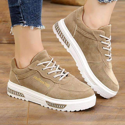My Envy Shop Khaki 1 / 4.5 Sneakers for girls size 35-40