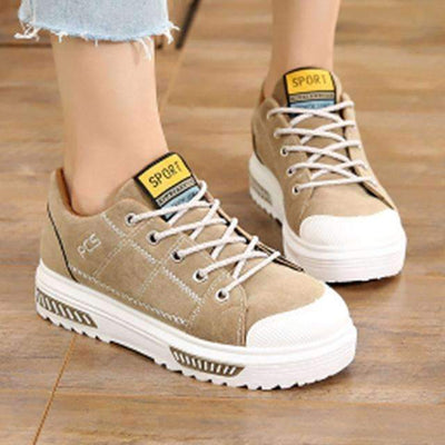 My Envy Shop Khaki 2 / 4.5 Sneakers for girls size 35-40