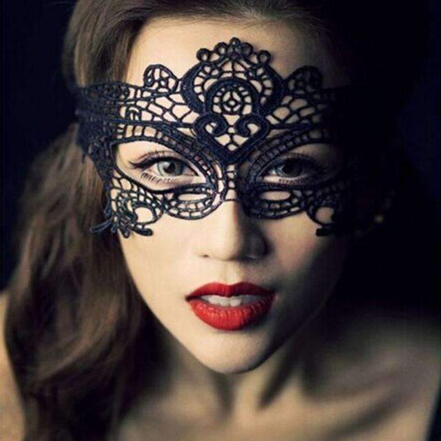 Lady masquerade Party Mask