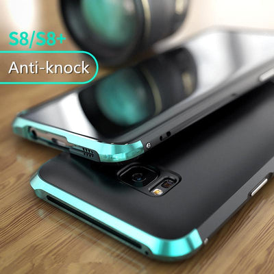My Envy Shop Luxury Hybrid Slim Cover 360° Full Protection 3 in 1 For Samsung Galaxy S8 S8+